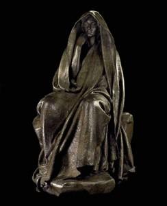 Adams Memorial by Augustus Saint-Gaudens